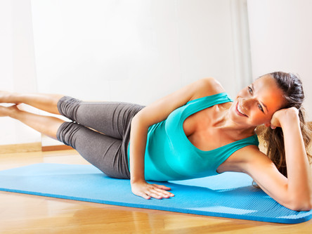 New Pilates Classes in September!