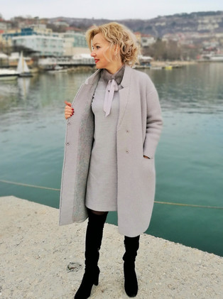 My guest. Elena Khristova