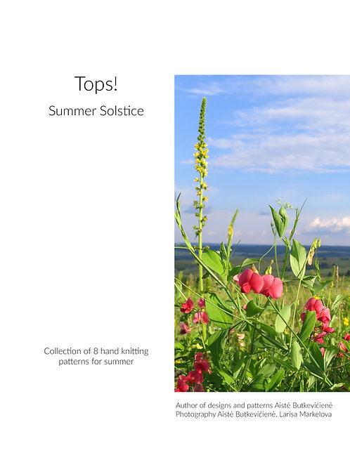 Tops! Summer Solstice (Eng)