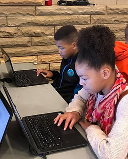 Coding Middle School Kids Kizzy Staten Gray