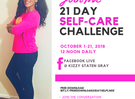 SELF-CARE AWARENESS MONTH