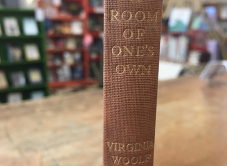 Off the Shelf: Virginia Woolf