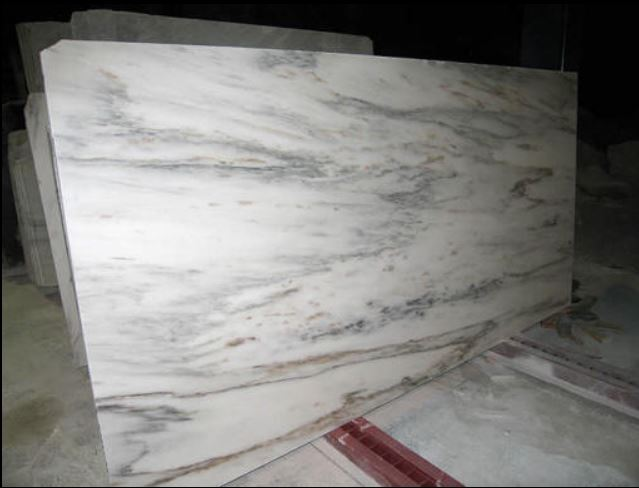 Danby White Slabs