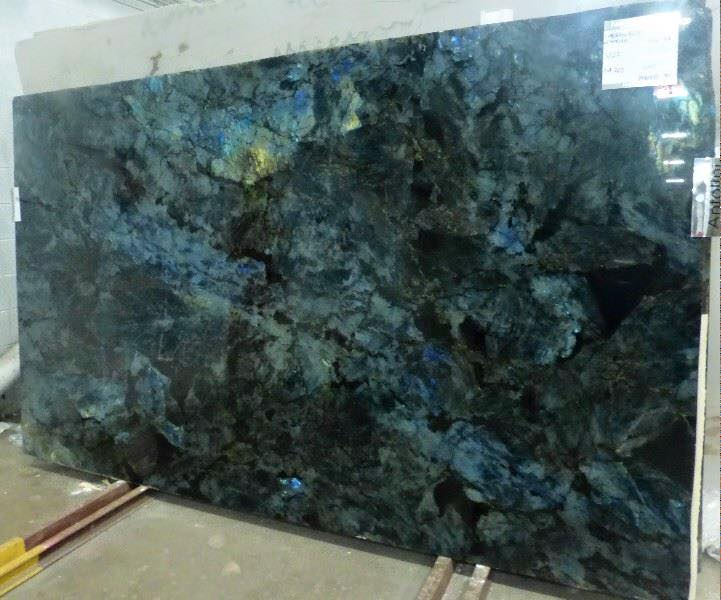 Exotic Granite from around the world