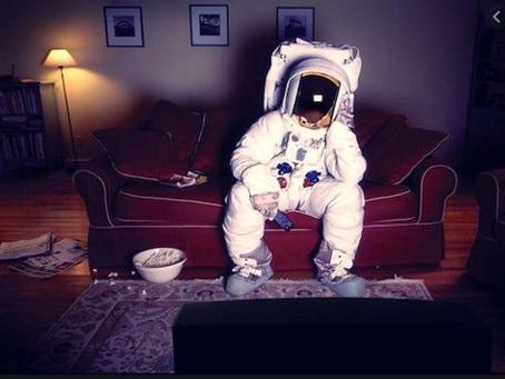 How to do remote TV production, Hazmat suits?