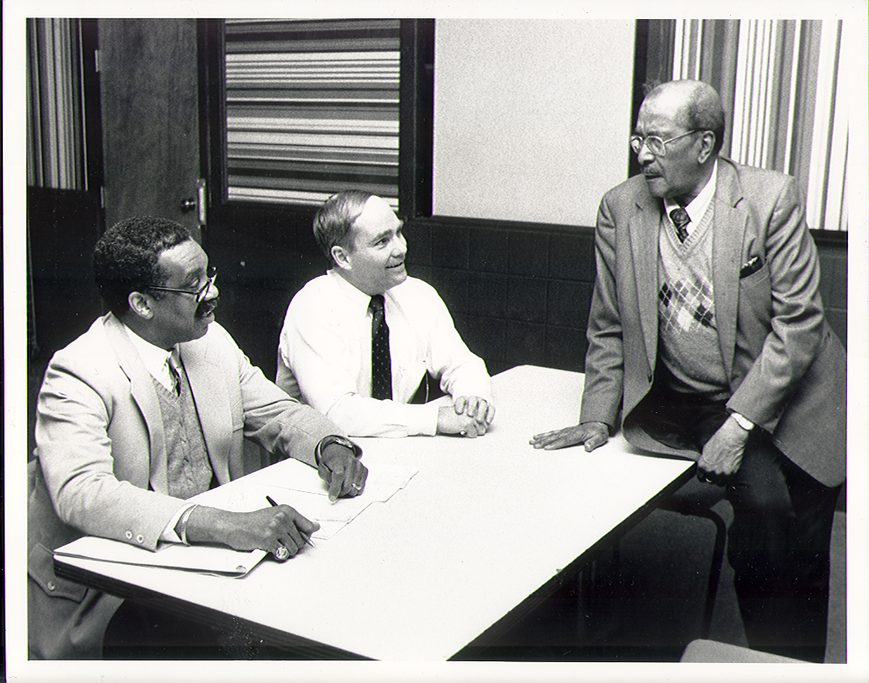 South Bend Mayor Joe Kernan, circa 1991