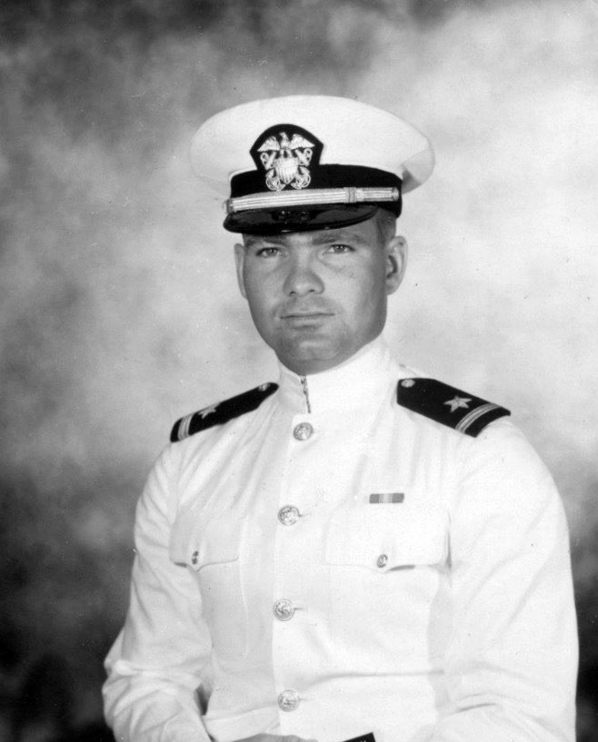 Lieutenant Joseph Eugene Kernan 1968