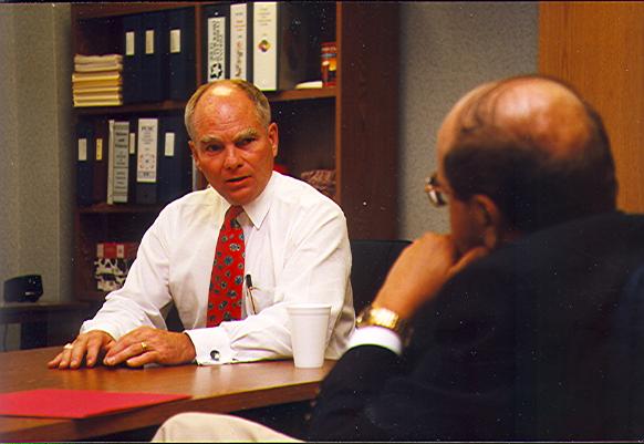 Lt. Governor Joe Kernan