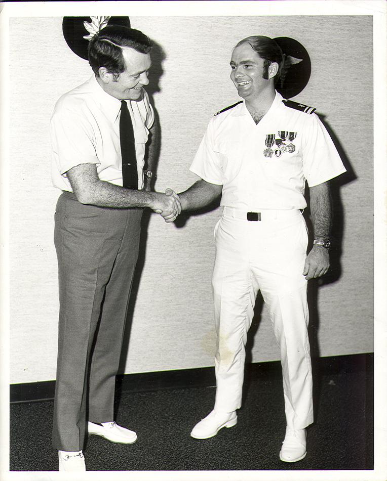 Joe Kernan released as POW 1973