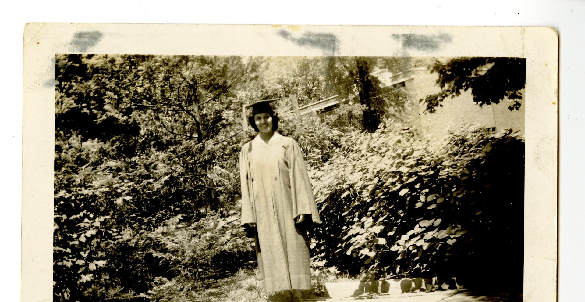 Citizen Cecilia Mix, circa 1940