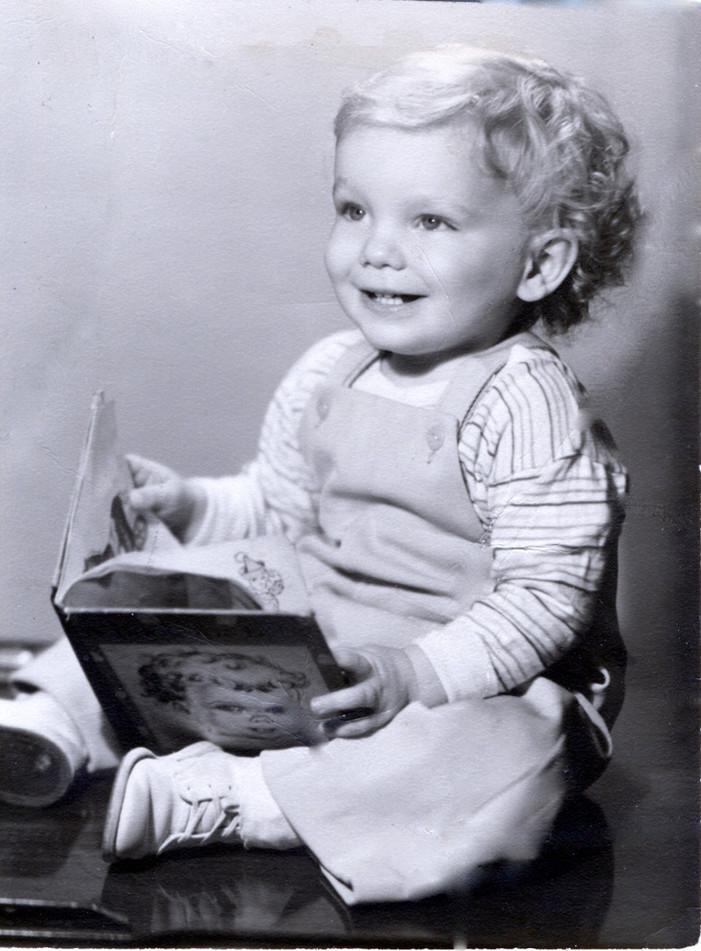 Joe Kernan 1946