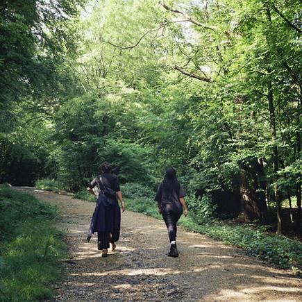 An ode to Black Girls Camping Trip '21