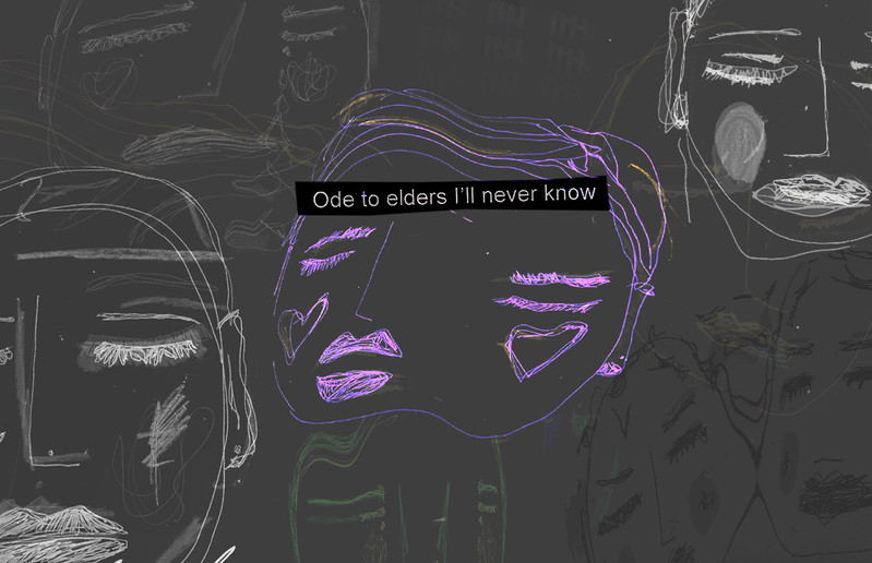 Ode to elders I'll never know