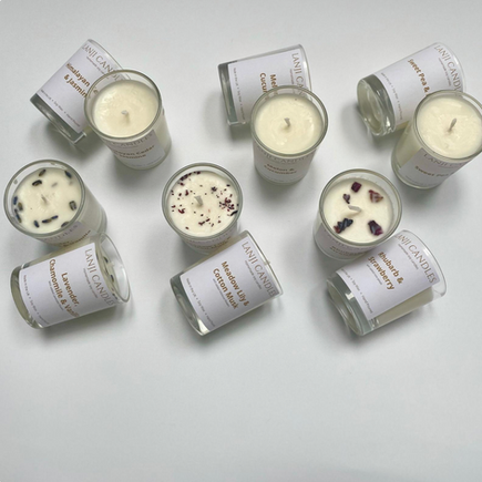 Chatting to Suwi Katuka, founder of Lanji Candles, for Plastic Free July