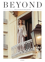 The St. Regis magazine