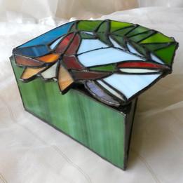 tiger lilly -jewellery box