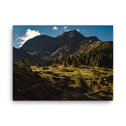 Splendid view - Landscape Photography by Mariusz Zawadzki - Print on canvas