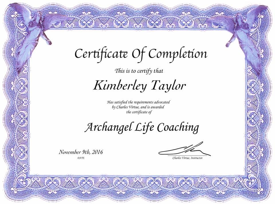 Archangel Life Coach