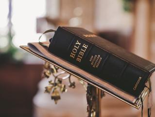 The Bible's Uniqueness Pt. 1