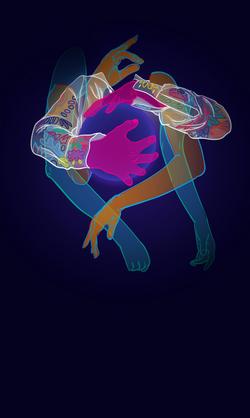 Arms - Digital Drawing