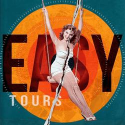 Tours - Easy Album Cover Design