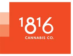 1816 Cannabis Co. - Logo Design