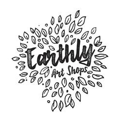 Earthly Art Shop - Logo Option
