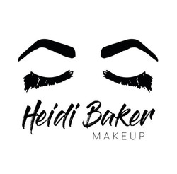 Heidi Baker Makeup - Logo Option