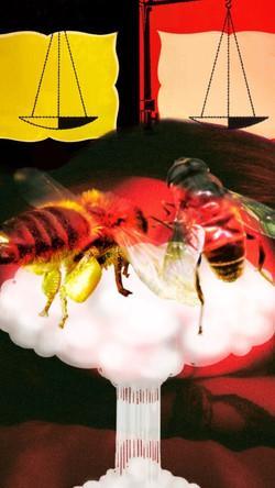 Buzz Off - Digital Collage