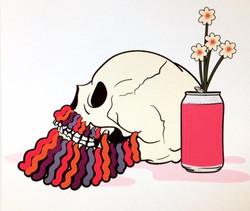 Bearded - Digital Illustration