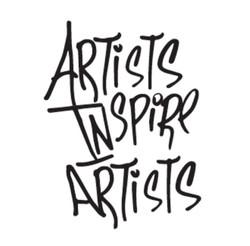 Artist Inspire Artist - Hand Lettered Lo