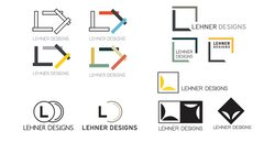 Lehner Designs - Logo Options
