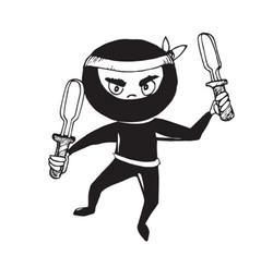 Garden Ninja - Logo