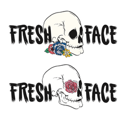 Fresh Face - Logo Options