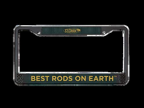 St.Croix License Plate Frame