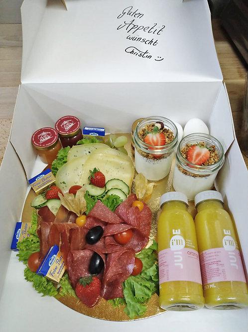 Frühstücksbox (pro Person)