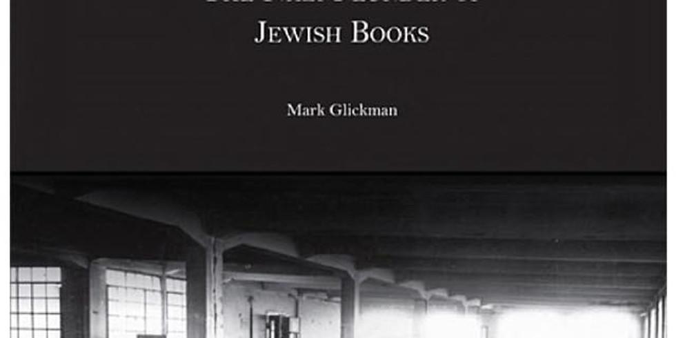 Havdalah Speaker: Rabbi Mark Glickman