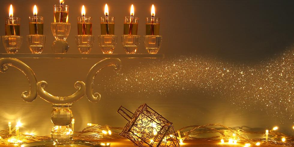 Big Bright Hanukkah Celebration