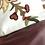 Thumbnail: Hint İpek Kadifeli Yün işlemeli Deri Yatak Örtüsü