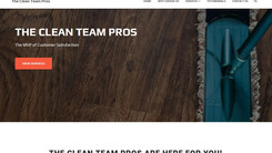 Clean Team Pros