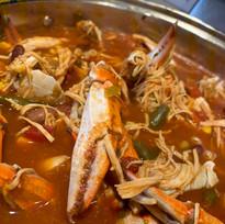 Chicken Chesapeake Soup