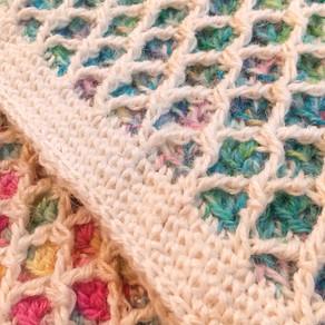 編み編み研究会♪
