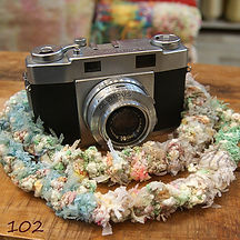 可愛いカメラストラップ