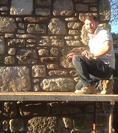 Cornish Bespoke Stonework. Specialist dry stone walling, traditional stonework and masonry services in Cornwall.