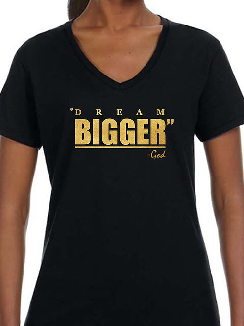 Dream Bigger (Foil) - Women's