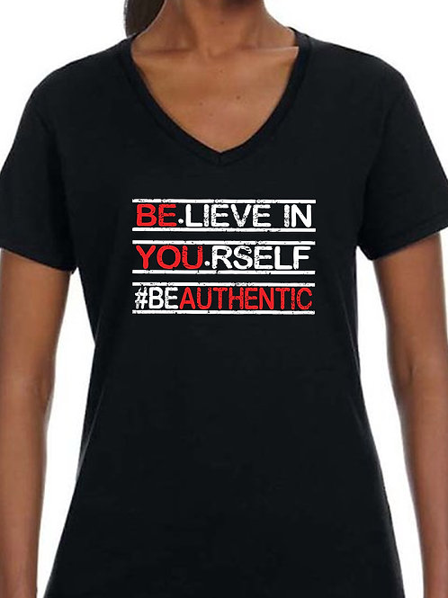 Believe in Yourself - Women's