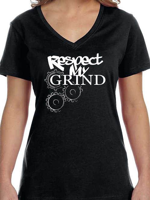 Respect My Grind - Revised - Women's