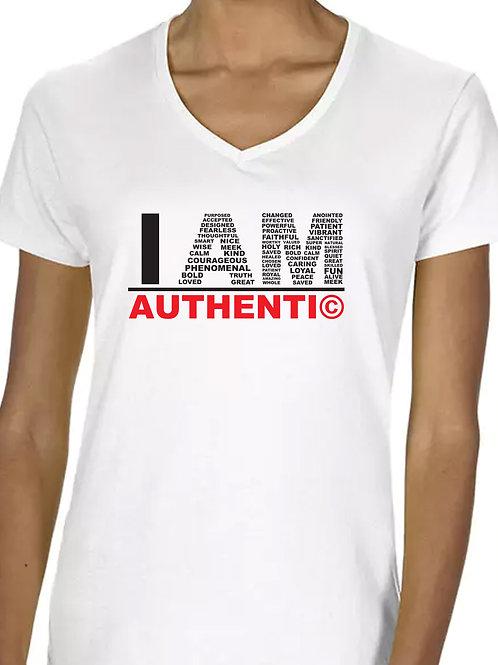 I Am Authentic w/Bracelet - Women's