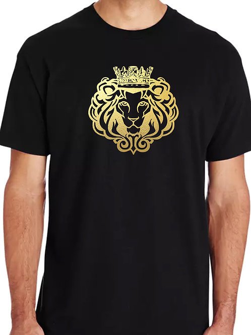 Lion Head (Foil) - Men's