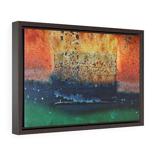 Horizontal Framed Premium Gallery Wrap Canvas